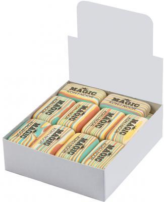 Резинка стирательная Koh-i-Noor Magic 1 шт прямоугольный в ассортименте резинка стирательная koh i noor natural 1 шт прямоугольный