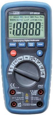 Мультиметр CEM DT-9928T профессиональный мультиметр cem dt 932n цифровой true rms