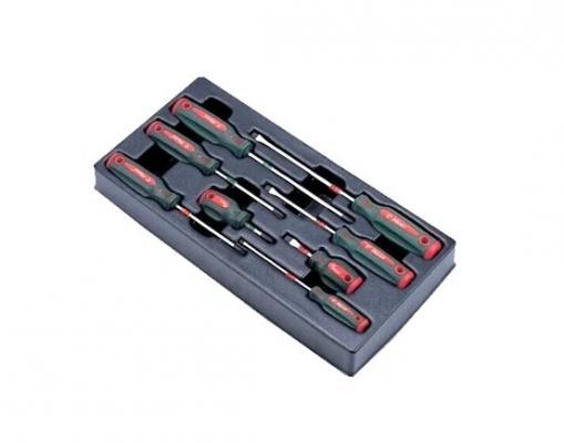 Набор отверток HANS TT-10 ложемент отвертки taifa tp001 8 25 16 tt