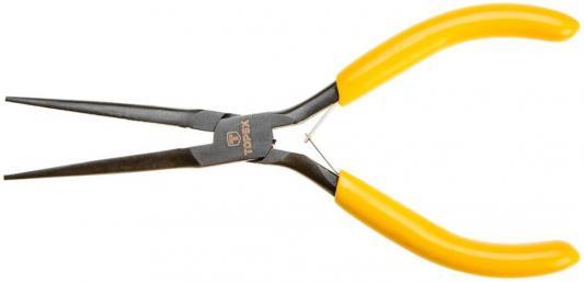 Плоскогубцы TOPEX 32D036 удлиненные узкий прецизионные 140мм плоскогубцы topex 32d101 удлиненные прямые 160мм