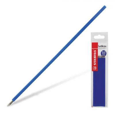 Стержень шариковый шариковая Stabilo 6308/10-41 10 шт синий 0.4 мм 170280