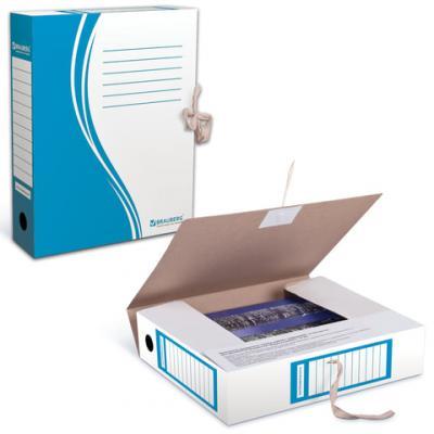 Фото - Папка архивная с завязками, микрогофрокартон, 75 мм, до 700 листов, плотная, синяя, BRAUBERG, 124853 папка архивная с завязками микрогофрокартон 75 мм до 700 листов плотная синяя brauberg 124853