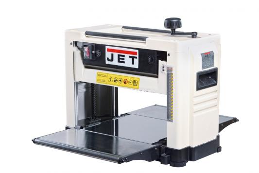 Станок рейсмусовый JET JWP-12 1800Вт 9000об/мин заготовка 318x153мм срез 0-2.5мм рейсмусовый станок jet jwp 16 os 708531t