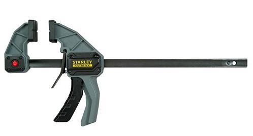 Струбцина STANLEY FMHT0-83236 FATMAX L триггерная 600ММ стамеска stanley fatmax карманная 25мм fmht0 16145 0 16 145