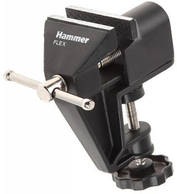 Тиски Hammer Flex TS25 25мм на струбцине hammer nap 200a 16