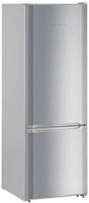 Холодильник Liebherr CUel 2831 нержавеющая сталь (двухкамерный)