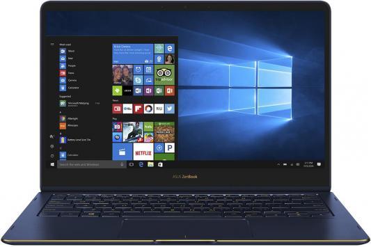 Фото - Ноутбук ASUS Zenbook Flip S UX370UA-C4201T 13.3 1920x1080 Intel Core i7-8550U 512 Gb 16Gb Intel UHD Graphics 620 синий Windows 10 Home 90NB0EN1-M10510 ноутбук hp probook 650 g4 15 6 1920x1080 intel core i7 8550u 512 gb 8gb intel uhd graphics 620 серебристый windows 10 professional 3zg59ea
