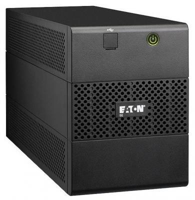Источник бесперебойного питания Eaton 5E 850VA 850ВА черный цена и фото