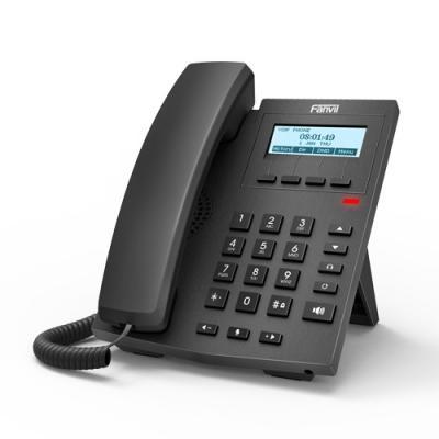 Телефон IP Fanvil X1 черный цена и фото