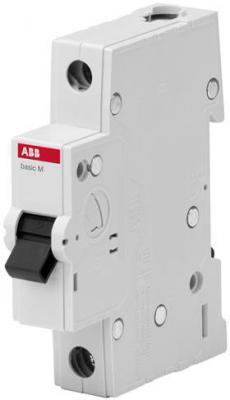 ABB 2CDS641041R0404 Авт. выкл. 1P, 40A, C, 4,5кА, BMS411C40
