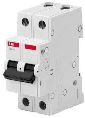 ABB 2CDS642041R0164 Авт. выкл. 2P, 16A, C, 4,5кА, BMS412C16 автоматический выключатель abb 2p 16a c 4 5ка bms412c16