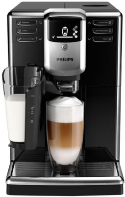 Кофемашина Philips EP5030 черный кофемашина philips hd 8649 51
