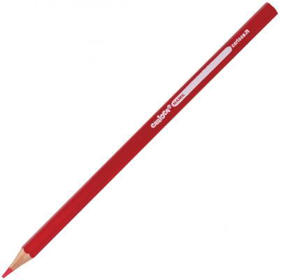 Набор цветных карандашей CARIOCA 40380 12 шт 175 мм carioca набор экстра крупных восковых карандашей baby для детей