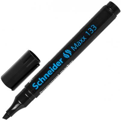 Фото - Маркер перманентный SCHNEIDER Маркер перманентный 1-4 мм черный маркер перманентный для компакт дисков bic черный