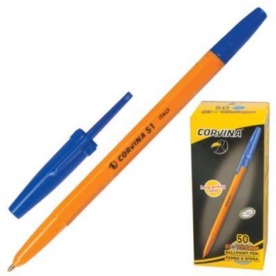 Фото - Шариковая ручка шариковая Corvina 40163/02 синий 0.7 мм шариковая ручка universal corvina wh t черный 41644 ч 41644 ч