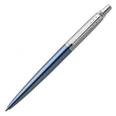 Гелевая ручка автоматическая Parker 2020650 Jotter Waterloo Blue CT черный