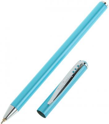 """Ручка подарочная шариковая PIERRE CARDIN """"Actuel"""", корпус голубой, алюминий, хром, синяя, PC0702BP pierre cardin шариковая ручка pierre cardin actuel pc0553bp"""
