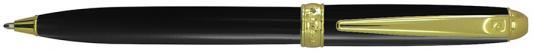 Ручка шариковая поворотная Pierre Cardin Eco PC4114BP синий pierre cardin pierre cardin 203323 легкий дышащий досуг микро эластичный удобный прямой джинс синий 38 метров