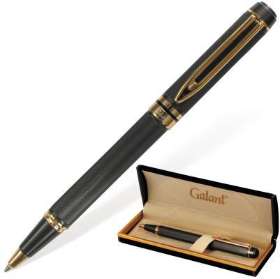 Шариковая ручка шариковая GALANT Dark Chrome синий 0.7 мм