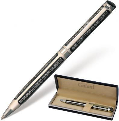 Шариковая ручка шариковая GALANT Olympic Silver синий 0.7 мм