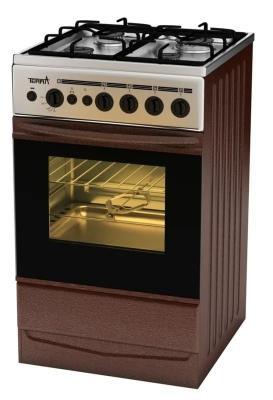 Газовая плита TERRA SH 14.120-08 Br коричневый