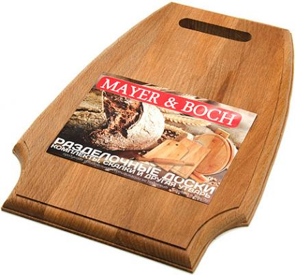 Доска разделочная Mayer&,Boch MB 10-2 елочка большая