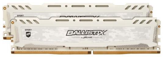 Оперативная память 32Gb (2x16Gb) PC4-24000 3000MHz DDR4 DIMM CL15 Crucial BLS2K16G4D30AESC оперативная память 16gb 4x4gb pc4 24000 3000mhz ddr4 dimm crucial blt4c4g4d30aeta