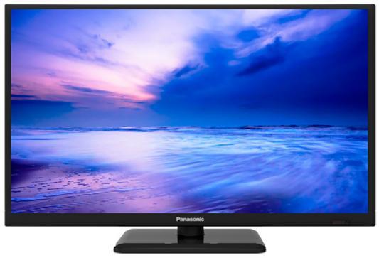 "лучшая цена Телевизор LED Panasonic 24"" TX-24FR250 черный/HD READY/100Hz/DVB-T/DVB-T2/DVB-C/USB"