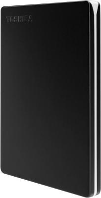 Фото - Жесткий диск Toshiba USB 3.0 2Tb HDTD320EK3EA Canvio Slim 2.5 черный toshiba canvio slim usb 3 0 1тб hdtd310ek3da черный