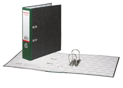 Папка-регистратор ОФИСМАГ, фактура стандарт, с мраморным покрытием, 80 мм, зеленый корешок, 225585 папка регистратор офисмаг фактура стандарт с мраморным покрытием 80 мм синий корешок 225583