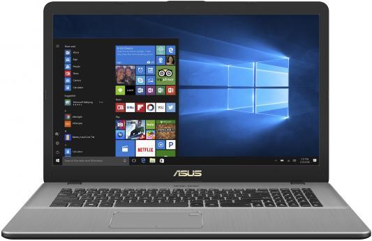 ASUS N705FN-GC037T 17.3(1920x1080 (матовый) IPS)/Intel Core i7 8565U(1.8Ghz)/8192Mb/1000+128SSDGb/noDVD/Ext:nVidia GeForce MX150(2048Mb)/Cam/BT/WiFi/war 1y/2.1kg/Grey_metal/W10 asus flip ux561un bo056t touch 15 6 1920x1080 touch intel core i5 8250u 1 6ghz 8192mb 512ssdgb nodvd ext nvidia geforce mx150 2048mb cam bt wifi war 2y 1 9kg pure silver w10