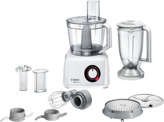 Кухонный комбайн Bosch MC812W501 1000Вт белый цена