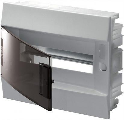 ABB 1SLM004101A2203 Бокс в нишу Mistral41 12М прозрачная дверь (c клемм)