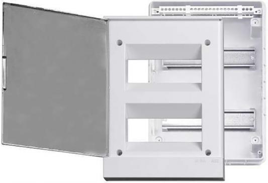 ABB 1SZR004002A1207 Бокс в нишу 24М серая дверь Basic E (с клеммами)