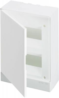 ABB 1SZR004002A2105 Бокс навесной 16М белая дверь Basic E (с клеммами)