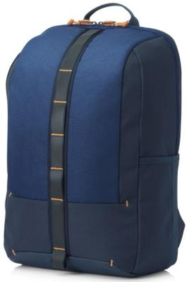 Рюкзак для ноутбука 15.6 HP Commuter синий 5EE92AA#ABB сумка для ноутбука 13 3 hp spectre red l zip sleeve 2hw35aa abb