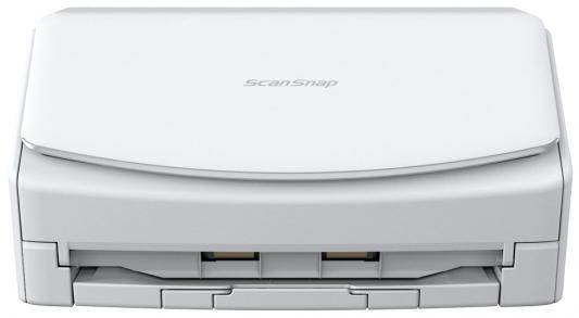 ScanSnap iX1500, Document scanner, A4, duplex, 30 ppm, ADF 50, TouchScreen, WiFi, USB 3.1
