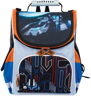 Ранец светоотражающие материалы BRAUBERG Космолет 17 л мультиколор школьные рюкзаки brauberg ранец динозавр 17 л
