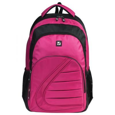 Рюкзак ручка для переноски BRAUBERG Спорт 25 л розовый черный brauberg brauberg рюкзак корал розовый