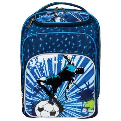 Рюкзак эргономический BRAUBERG Финт 15 л синий brauberg brauberg рюкзак кантри синий