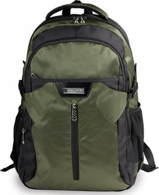 Купить Рюкзак для школы и офиса BRAUBERG StreetRacer 2 , 30 л, размер 48х34х18 см, ткань, черно-зеленый, 224450, черный, зеленый, полиэстер, Ранцы, рюкзаки и сумки
