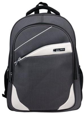 Купить Рюкзак ручка для переноски BRAUBERG Рюкзак для школы и офиса BRAUBERG Sprinter 30 л серый белый, серый, белый, полиэстер, Ранцы, рюкзаки и сумки