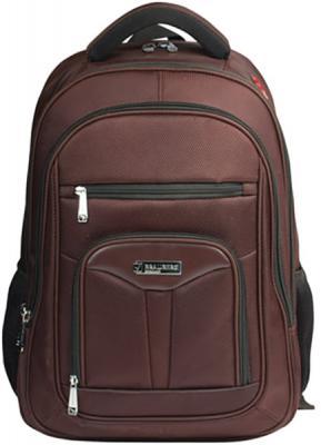 Рюкзак ручка для переноски BRAUBERG Рюкзак для школы и офиса BRAUBERG Brownie 35 л коричневый рюкзак brauberg сова 227066