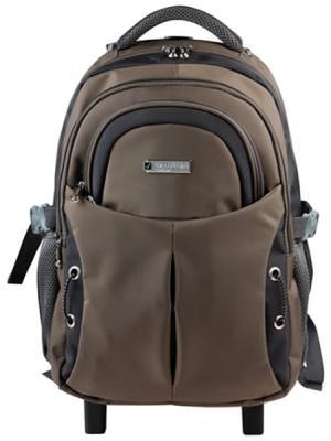 Рюкзак ручка для переноски BRAUBERG Рюкзак для школы и офиса BRAUBERG Jax 1 30 л черный коричневый brauberg рюкзак пурпур цвет черный фуксия