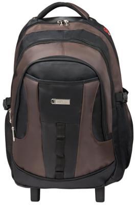 Рюкзак ручка для переноски BRAUBERG Рюкзак для школы и офиса BRAUBERG Jax 2 35 л черный коричневый рюкзак brauberg сова 227066