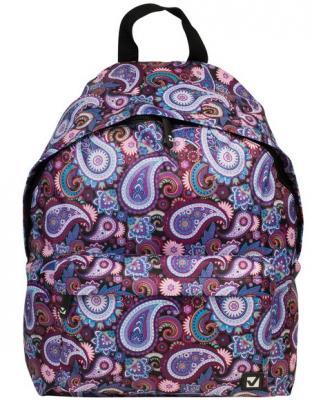 """Рюкзак BRAUBERG, универсальный, сити-формат, разноцветный, """",Инди"""",, 20 литров, 41х32х14 см, 225360"""