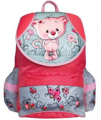 Купить Рюкзак BRAUBERG для учениц, ортопедический, экстралегкий, евроформат, Игрушка , 15 литров, 38х26х16 см, 226329, розовый, рисунок, полиэстер, полипропилен, Ранцы, рюкзаки и сумки