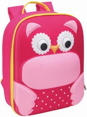 Рюкзак термоизоляцией BRAUBERG Сова розовый рюкзак brauberg сова 227066