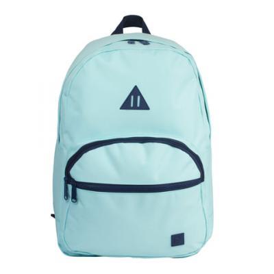 Рюкзак с отделением для ноутбука BRAUBERG Урбан 20 л голубой цена