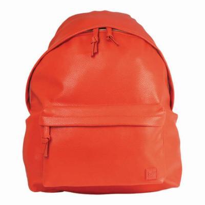 Рюкзак ручка для переноски BRAUBERG Селебрити 20 л красный